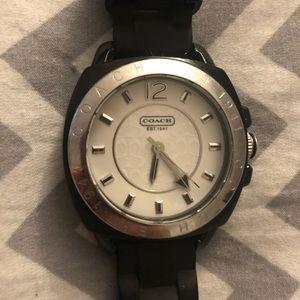 Black Coach Watch
